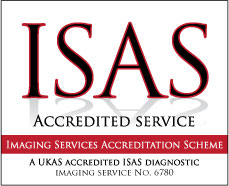 Image of ISAS accredited service emblem