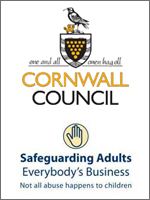 The Cornwall Council logo