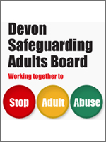 The Devon Safeguarding Adults Board logo