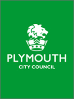 The Plymouth City Council logo