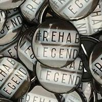 Becoming a #RehabLegend