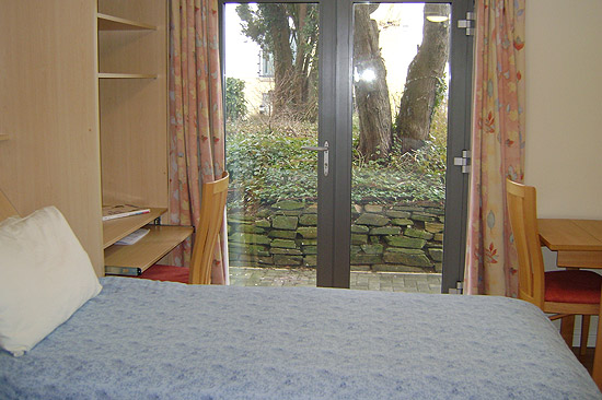 Image of Accommodation (bedroom)