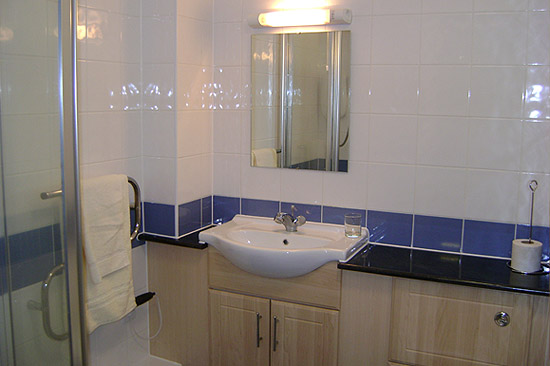 Image of Accommodation (bathroom)