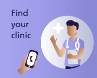 Find your clinic