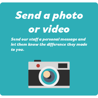 Send a photo or video - link to form