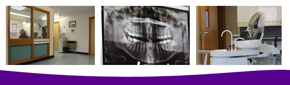 Images from the orthodontic department