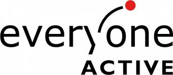 everyone active logo for the life centre, plymouth