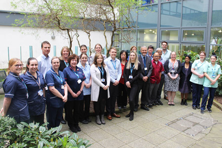 Image of Renal and Transplant Team