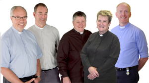 The Chaplaincy Team