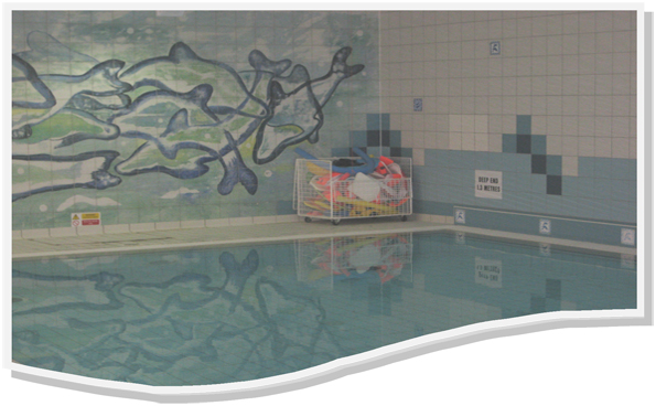 Image of our Hydrotherapy Pool