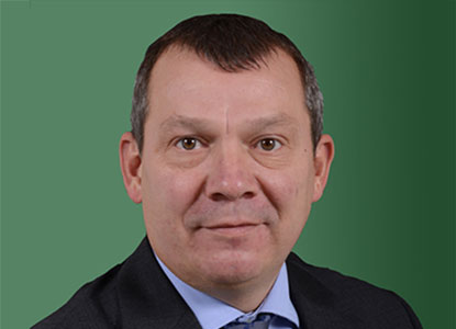 Image of Neil Kemsley, Director of Finance