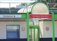 Photo of Emergency Department at Derriford Hospital