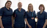 Midwives at Derriford Hospital