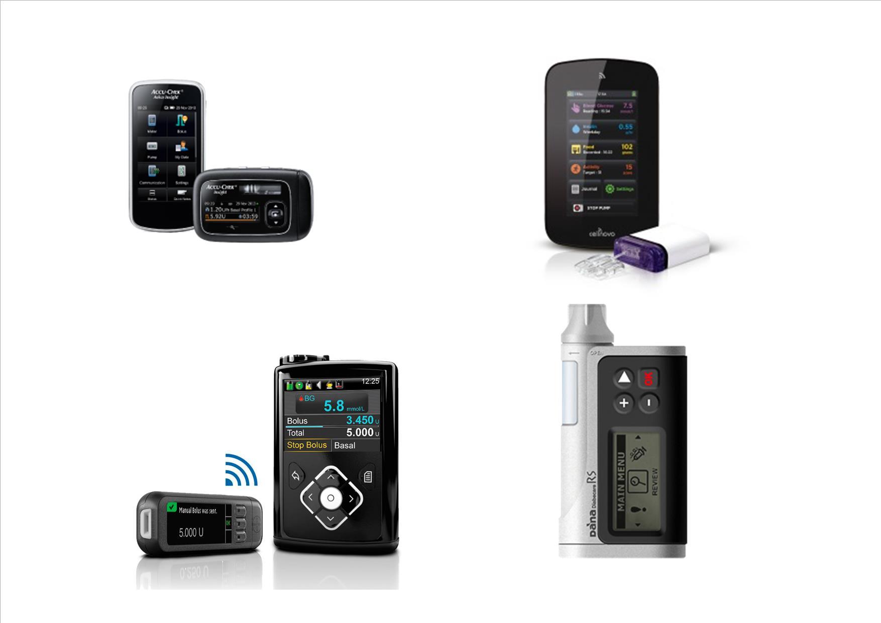 Plymouth Diabetes Centre Insulin Pump